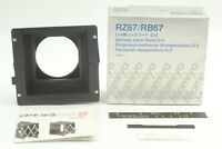 【MINT in BOX】 MAMIYA Bellows Lens Hood G-3 for RZ67 RB67 from Japan #1027