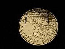 TRES  BELLE PIECE DE  10 EUROS DES REGONS 2010 REUNION