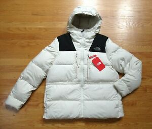 TNF WOMENS XL The North Face UX 550 DOWN INSULATED HOODED PUFFER PARKA Jacket