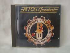 BTO's Greatest CD 1974 Mercury Bachman Turner Overdrive Hits Music
