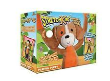 Stretchkins PLAYFUL PUPPY Soft Toy Stretch, Stretchy Plush