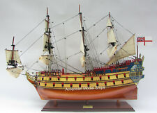 "Secret Of The Unicorn-LA LICORNE Tall Ship Model 28"" Handmade Wooden Model"