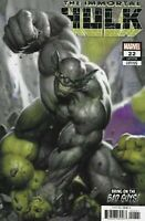 The Immortal Hulk #23 MARVEL COMICS COVER A ALEX ROSS 1ST PRINT EWING