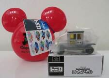 Disney Tomica Collection D Capsule Classic Car Nightmare Before Christmas Silver