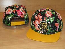 Wichita State Shockers Hawaiian Floral Adjustable Snapback Hat Cap Men's