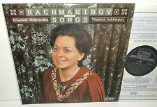 SXL 6832  Rachmaninov Songs Volume 3 Elisabeth Soderstrom Vladimir Ashkenazy