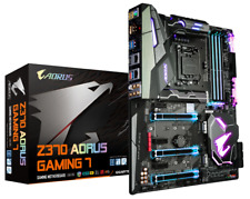 Gigabyte Z370 AORUS Gaming 7 - ATX Motherboard for Intel Socket 1151 CPUs