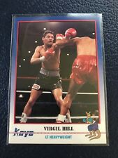 VIRGIL HILL Williston, ND  1991 KAYO Boxing #101  NM/MT+ w/Top Loader!