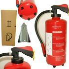 Minimax NEU Auflade Feuerlöscher  WH 9 nG  9 Liter  Wasser + Halterung CO2-Treib