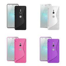 Étuis, housses et coques etuis portefeuilles Pour Sony Xperia XZ en silicone, caoutchouc, gel pour téléphone mobile et assistant personnel (PDA)