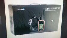 Garmin Alpha 100 + TT 15 Bundle GPS TRACK & TRAIN DOG TRACKING SYSTEM
