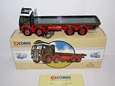 CORGI ERF FLATBED EDDIE STOBART 1/50 97940