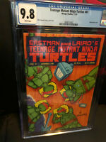 Teenage Mutant Ninja Turtles #41 cgc 9.8 WP