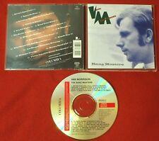 VAN MORRISON Bang Masters 1991 CD wie NEU MINT 1press TOP SOUND Brown Eyed Girl