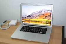 "Apple MacBook Pro 15"" Model 8,2 i7"