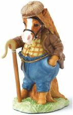 New in Box Pony Pals 'Working the Land' Cute Horse Figurine, A24270