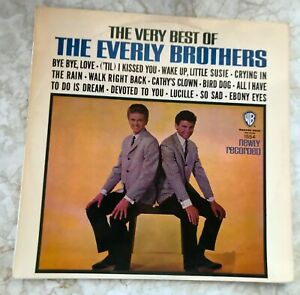 The Very Best of the Everly Brothers (Vinyl, Warner Bros.)