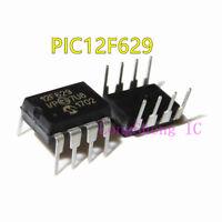 10PCS MCU IC MICROCHIP DIP-8 PIC12F629-I/P 12F629-I/P 12F629 new