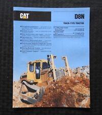 Caterpillar 225D 225D LC Excavator Dealer/'s Brochure BWPA