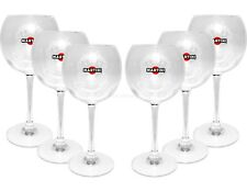 Martini Ballon Glas Gläser-Set - 6x Ballon Gläser Bar Cocktail Glas