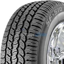 4 New 245/70-17 Starfire SF-510 All Season  Tires 2457017