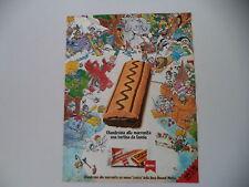 advertising Pubblicità 1974 BUONDI' OLANDESINA MOTTA