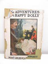 Donahey: The Adventures of a Happy Dolly, Barse & Hopkins, 1914 w dj