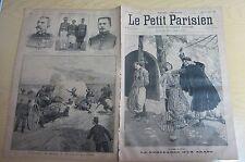 Le petit parisien 1893 228 La vengeance d'un arabe