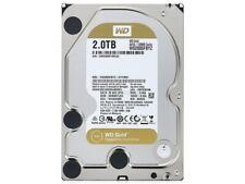 Western Digital HDD WD2005FBYZ 2TB SATA 6Gb/s 7200RPM 128MB 3.5inch WD Gold