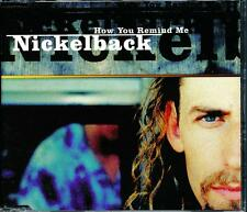 NICKELBACK HOW YOU REMIND ME 3 TRACK AUSTRALIAN PRESSING CD - EXCELLENT - VGC