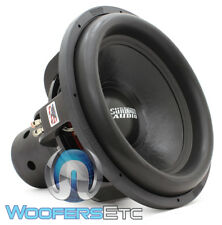 "SUNDOWN AUDIO NS-18 V.4 D1 18"" NIGHTSHADE 2500W RMS DUAL 1-OHM SUBWOOFER NEW"