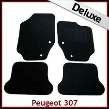 Peugeot 307 CC Coupe Cabriolet 2003 - 2007 2008 Tailored LUXURY 1300g Car Mats
