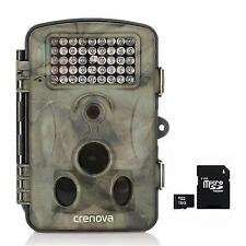 Crenova 1080P HD Game Wildlife Trail Hunting Scouting Camera Night Vision 12MP