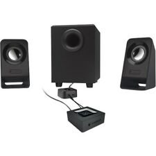 NEW Logitech 980-000941 Multimedia Speakers Z213 Speaker System 2.1 Desktop