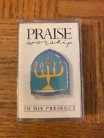 Praise Worship In His Presence Cassette