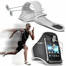 Sports Gym Fitness Armband Case Cover & Handsfree For BlackBerry Torch 9800