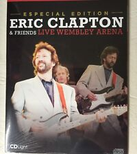 Live Wembley  CD Eric Clapton And Friends Cream Dire Straits LAST ONE!