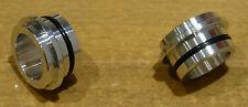 Adapter für Mavic Laufrad - von 20mm Steckachse auf 15mm - Sonderanfertigung