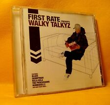 CD First Rate Walky Talkyz 17TR 2005 Hip Hop