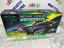 Batman Forever Movie Electronic Batmobile Vehicle Light-Up Chassis Beautiful WOW