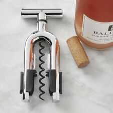 New listing All-Clad Stainless-Steel Corkscrew Wine Opener, New