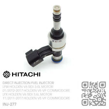HITACHI DIRECT FUEL INJECTOR LFX V6 SIDI 3.6L [HOLDEN WM STATESMAN/CAPRICE]