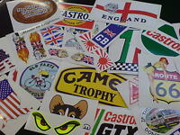 QUALITY SECONDS Stickers for cars motorbikes vans wagons scooters tool boxes etc