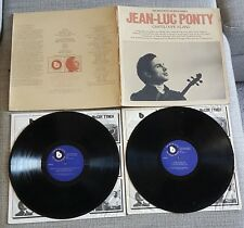 JEAN LUC PONTY-CANTELOUPE ISLAND-2 x LP SET ISSUED ON BLUE NOTE-1976-GOOD.COND