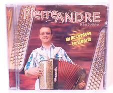 RARE CD ALBUM ACCORDEON / PIERRE ANDRE - UN ACCORDEON EN LIBERTE / ANNEE 2006