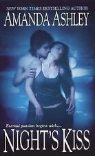 Night's Kiss - Amanda Ashley (Paperback)