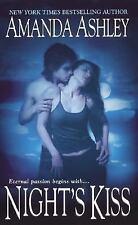 Night's Kiss - Amanda Ashley (Paperback)