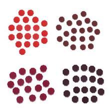 100pcs Grain Octagon Envelope Stamp Wax Paint Sealing Wax Seal Dedicated Beeswax