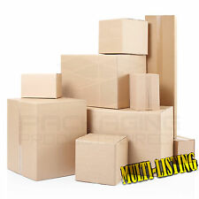 Lightweight Shipping & Moving Boxes