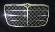 2005-2010 Chrysler 300 300C E&G Euro Style Metal Mesh Grille Grill 05 06 07 08